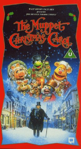 The Muppet Christmas Carol (1993) (Disney) [VHS] [1992]