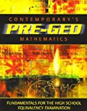 Contemporary Pre-GED Mathematics (Contemporary