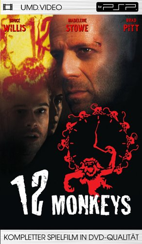 12 Monkeys [UMD Universal Media Disc]