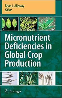 Micronutrient Deficiencies in Global Crop Production ...