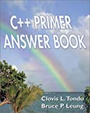 C++ Primer Answer Book (0201309939) by Tondo, Clovis L.