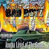 Songtexte von West Coast Bad Boyz - West Coast Bad Boyz, Volume 1: Anotha Level Of The Game
