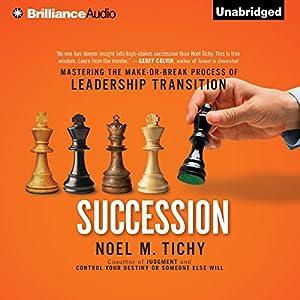 Succession Audiobook