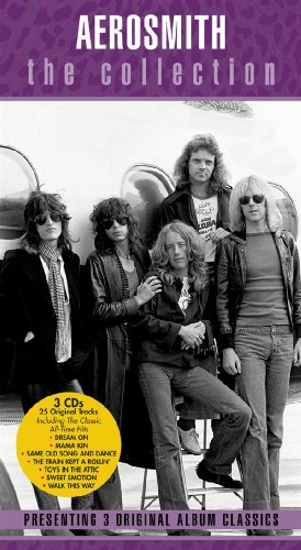 Aerosmith/Get Your Wings/Toys In The Attic (3 Pak)Aerosmith/Get Your Wings/Toys In The Attic (3 Pak)