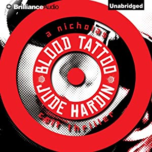 Blood Tattoo: Nicholas Colt, Book 5 | [Jude Hardin]