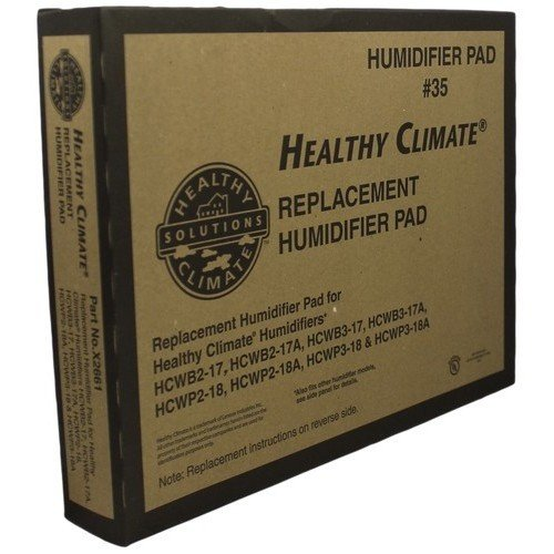 Lennox Healthy Climate #35 Water Panel Evaporator - # X2661, 10-Pack (Lennox 35 compare prices)