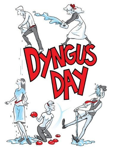 Dyngus Day t-Shirt graphic