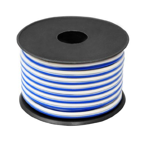 Pyle Plmrsw50 18 Gauge Stereo Marine Grade Speaker Wire (50 Feet)