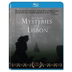 Mysteries of Lisbon [Blu-ray]