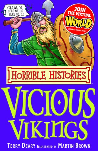 Terry Deary - Horrible Histories: Vicious Vikings