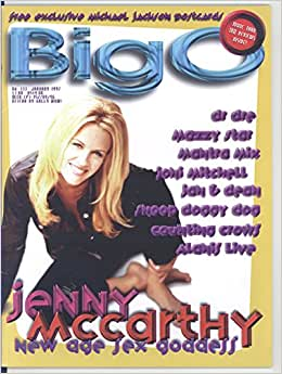 JENNY McCARTHY January 2005 Playboy HOWARD HUGHES TOBY KEITH DESTINY DAVIS