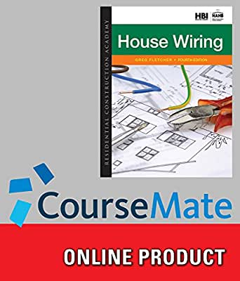 coursemate study tools to accompany fletcher s residential construction