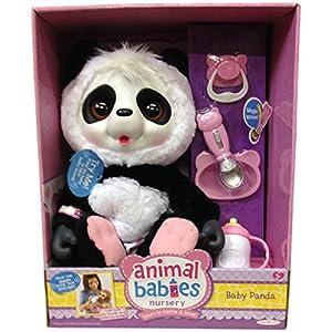 Amazon.com: Animal Babies Nursery Deluxe Baby Panda: Toys & Games