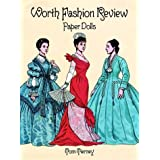 Worth Fashion Review Paper Dolls ~ Tom Tierney