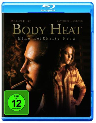 Body Heat - Eine heißkalte Frau [Blu-ray]