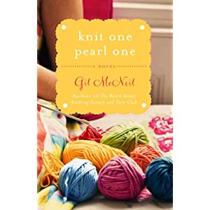 Pop Goes Fiction Knit One Pearl One By Gil Mcneil