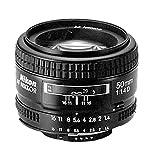 """Nikon AF Nikkor 50mm 1:1,4D Objektiv (52 mm Filtergewinde)von """"Nikon"""""""