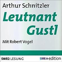 Leutnant Gustl Hörbuch von Arthur Schnitzler Gesprochen von: Robert Vogel