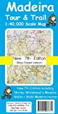 Madeira Tour & Trail Map - Paper Version (Tour & Trail Maps)