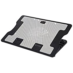 Cables Kart Laptop Cooling Pad 638 - 2 Year Warranty - (White)