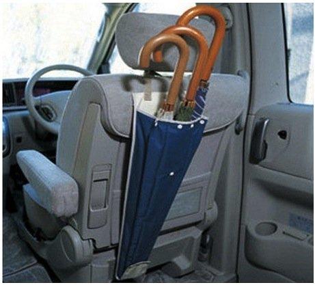 車用 傘ホルダー 簡単装着 スッキリ収納