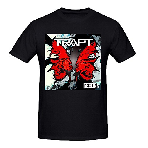 Trapt Reborn Big and Tall Mens Tee Shirts