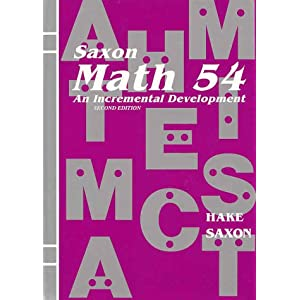 Math 54: An Incremental Development