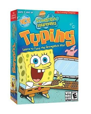Spongebob Squarepants Typing [OLD VERSION]