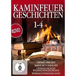 Kaminfeuergeschichten 1-4