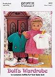 Dolls Wardrobe Knitting Patterns