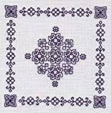 Snowflake Embroidery Kit