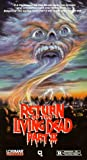 Return of the Living Dead Part II VHS Tape