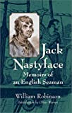 img - for Jack Nastyface: Memoirs of an English Seaman (Bluejacket Books) book / textbook / text book