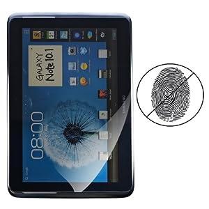 KWMOBILE opaco protezione di display per Samsung Galaxy Note N8000 con il 10,1 effetto anti-impronta - QUALITÀ PREMIUM!