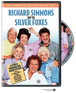 Richard Simmons and the Silver Foxes