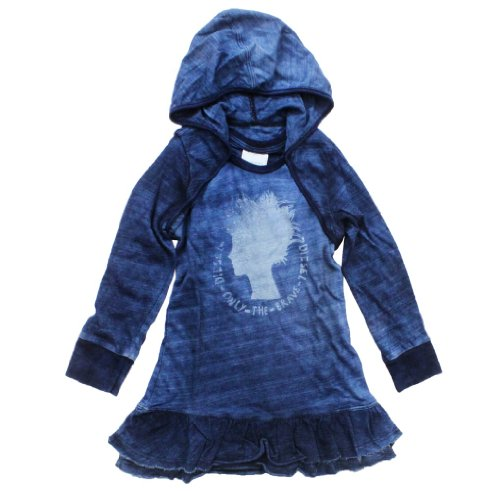 Today New Diesel Hooded Denzil Girl Dress (7 years)  Review