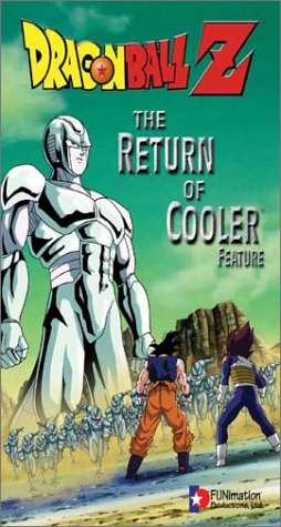 DragonBall Z - The Return of Cooler (Edited Feature) [VHS]