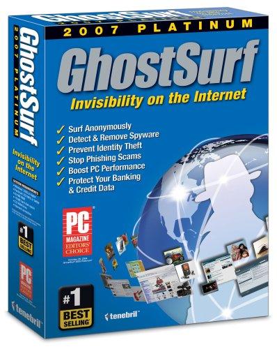 Ghostsurf 2007 Platinum [Old Version] front-721924
