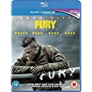 Fury - Limited Edition Booklet (Exclusive to Amazon.co.uk)