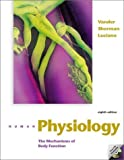 img - for By Arthur J. Vander Human Physiology (8th Bk& Cdr) [Hardcover] book / textbook / text book