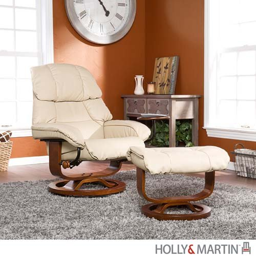 Leather Armchair Recliner 3281