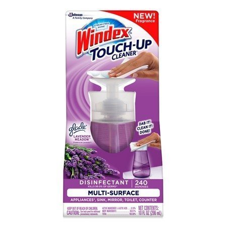 windex-touch-up-2-pack-antibacterial-multi-surface-cleaner-lavender-meadows-10-fl-oz-each