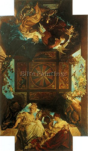 makart-hans-die-vier-weltteile-artista-quadro-riproduzione-dipinto-olio-a-mano-95x60cm-alta-qualita