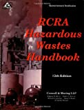img - for RCRA Hazardous Wastes Handbook by Ridgway M. Hall Jr. (2001-06-01) book / textbook / text book