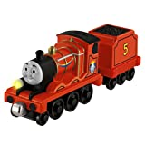 51TKdaWxhCL. SL500 SS160  Thomas the Train: Take n Play Talking James Train Set with Crest   $7.07!