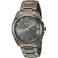 Seiko SNE419 Recraft Series Men's Watch (Gray)