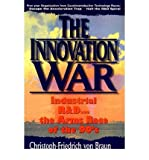 img - for [(The Innovation War )] [Author: Christoph-Friedrich Von Braun] [Sep-1996] book / textbook / text book