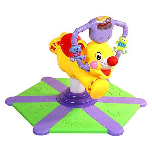 Schaukeltier Schaukelspielzeug 667-49 ML Bär