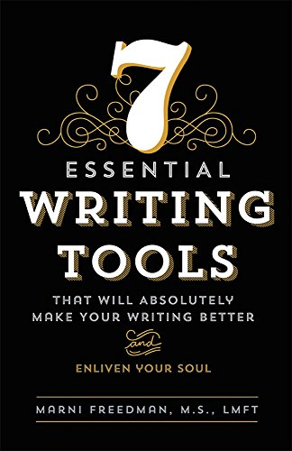 7 Essential Writing Tools by Marni Freedman ebook deal