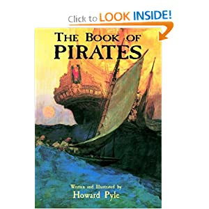 The Book of Pirates (Dover Children's Classics) Howard Pyle
